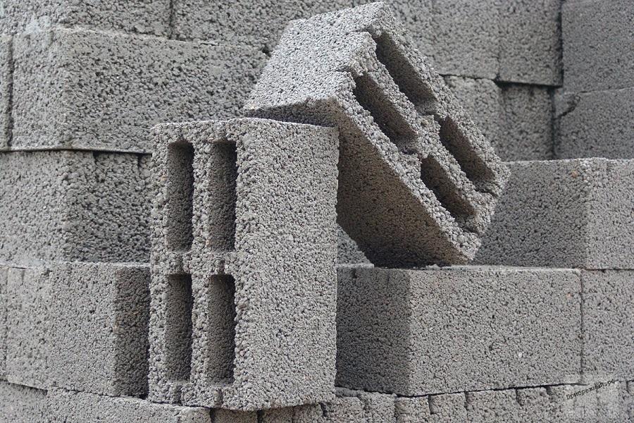 Изготовление керамзитовых блоков