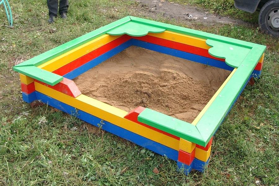 Песок для песочниц - ГОСТ