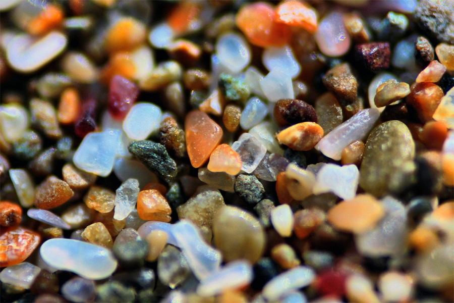 Речной песок - состав