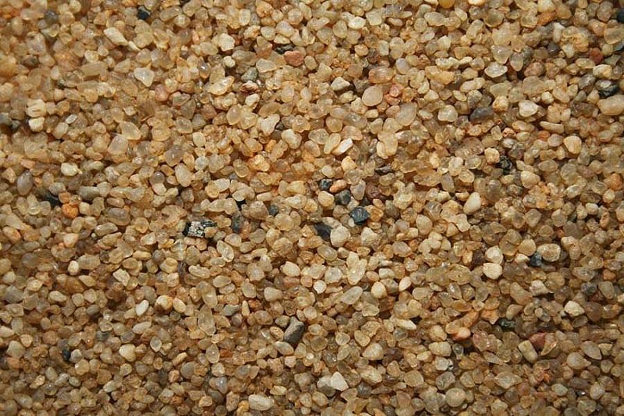 Использование кварцевого песка