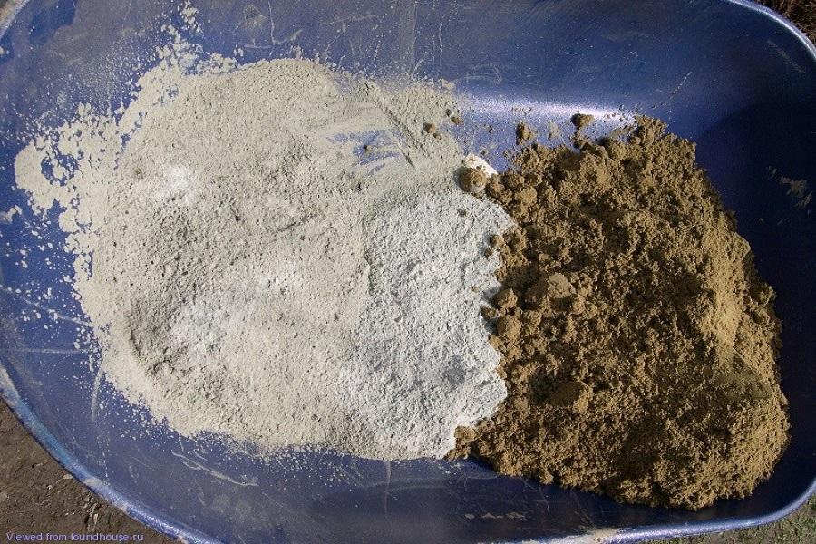 Какой песок для бетона лучше?