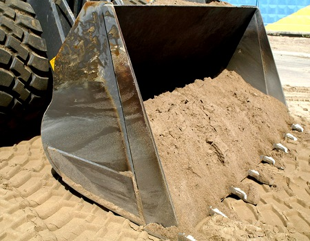 Добыча и применение речного песка
