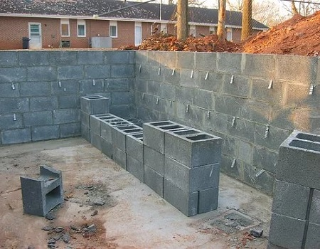Строительство домов из керамзитных блоков