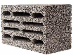 Керамзитобетонные блоки пустотелые