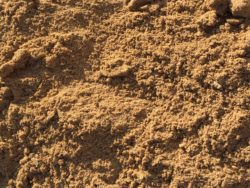 Мытый песок с доставкой по Москве