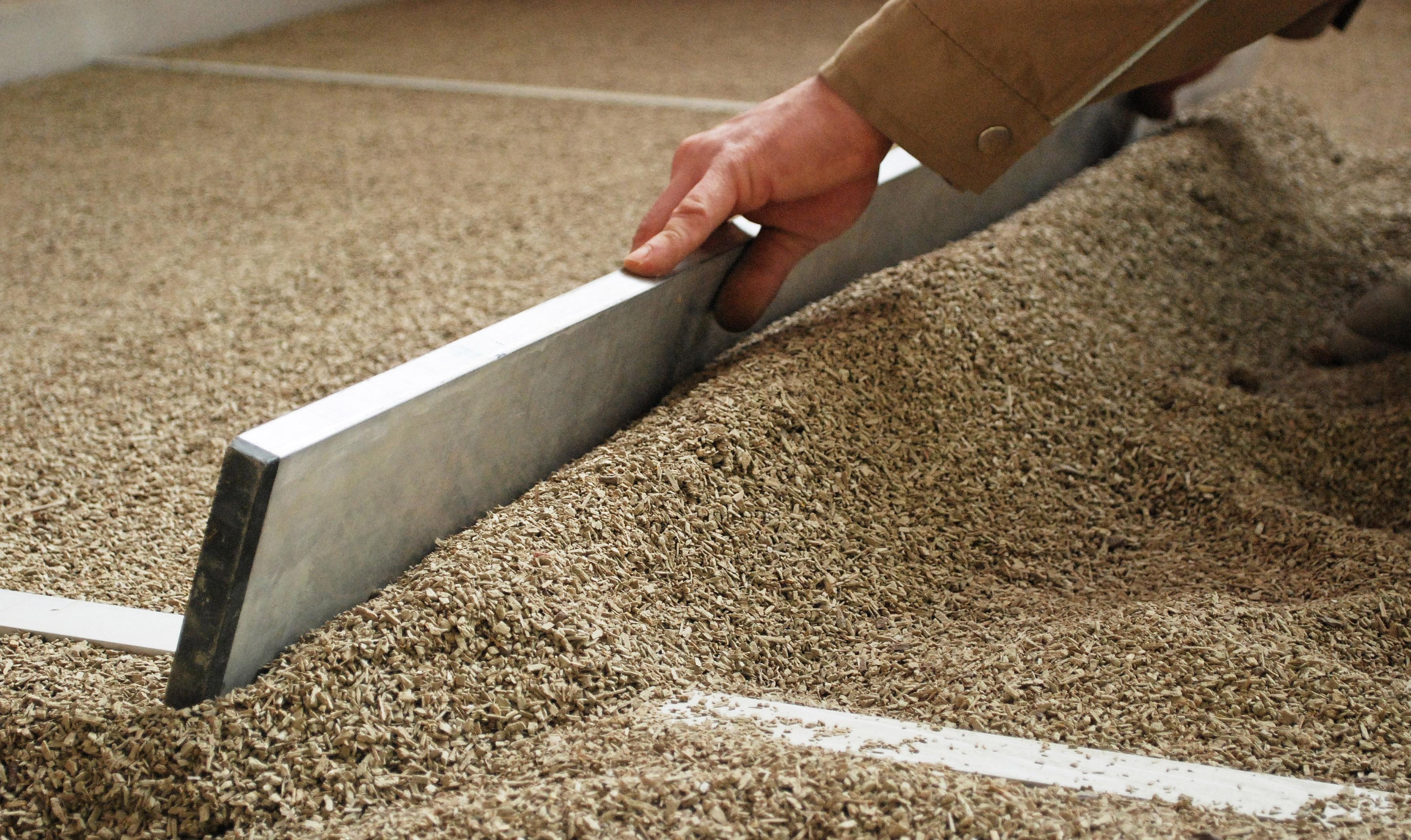 Сухая стяжка пола из керамзитобетона вылить бетон