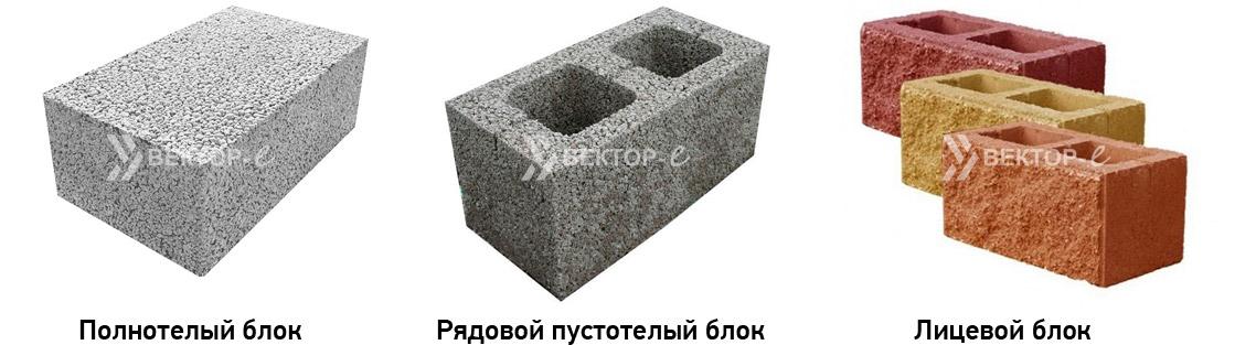 блоки из керамзитобетона что это
