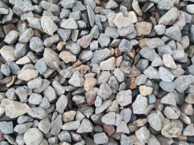 Щебень гравийный 20-40 в мешках