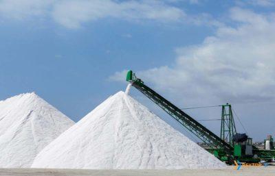 Добыча технической соли