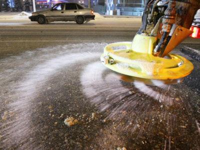 Как правильно использовать техническую соль в Москве